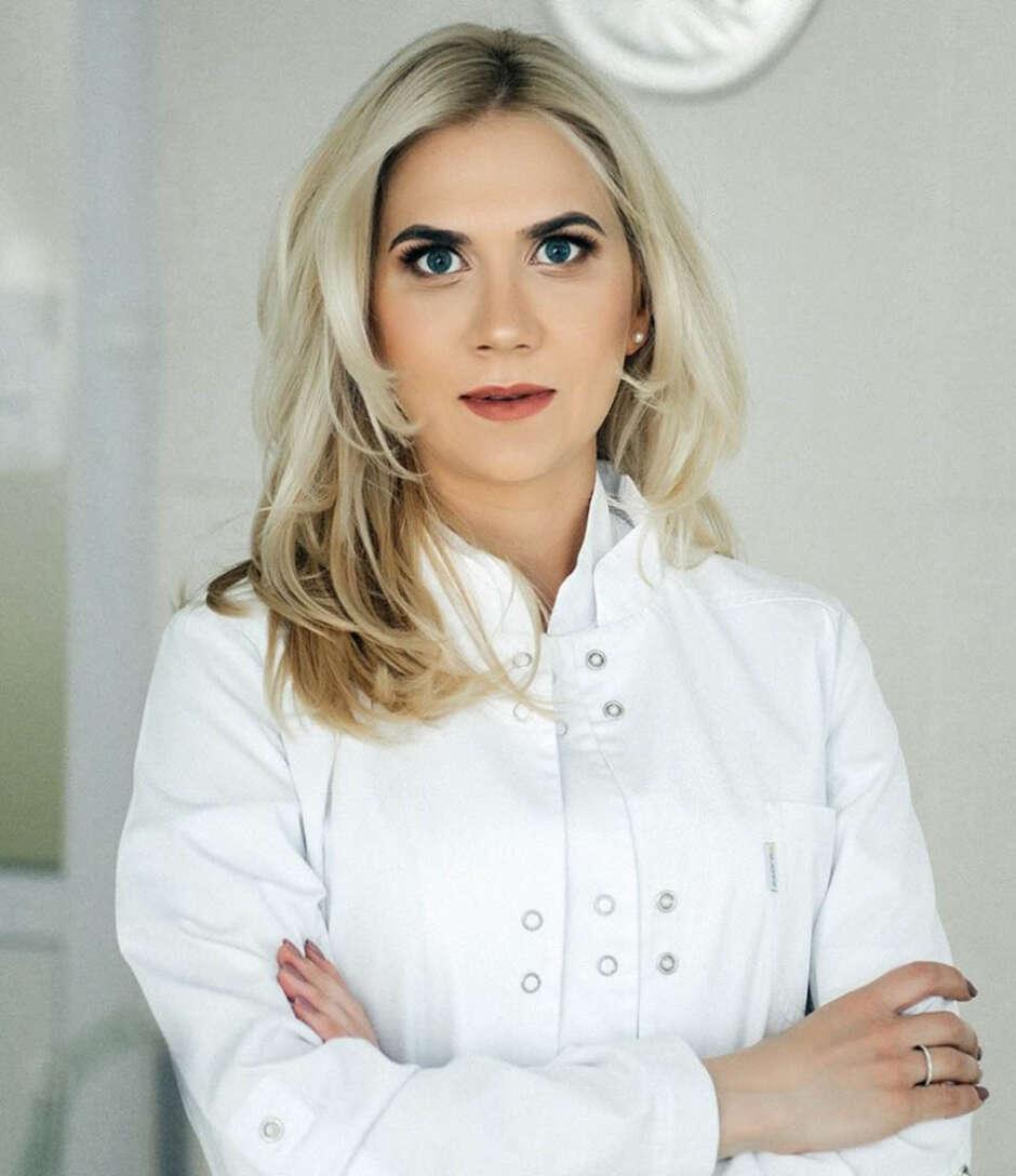Хмиль Мария Стефановна