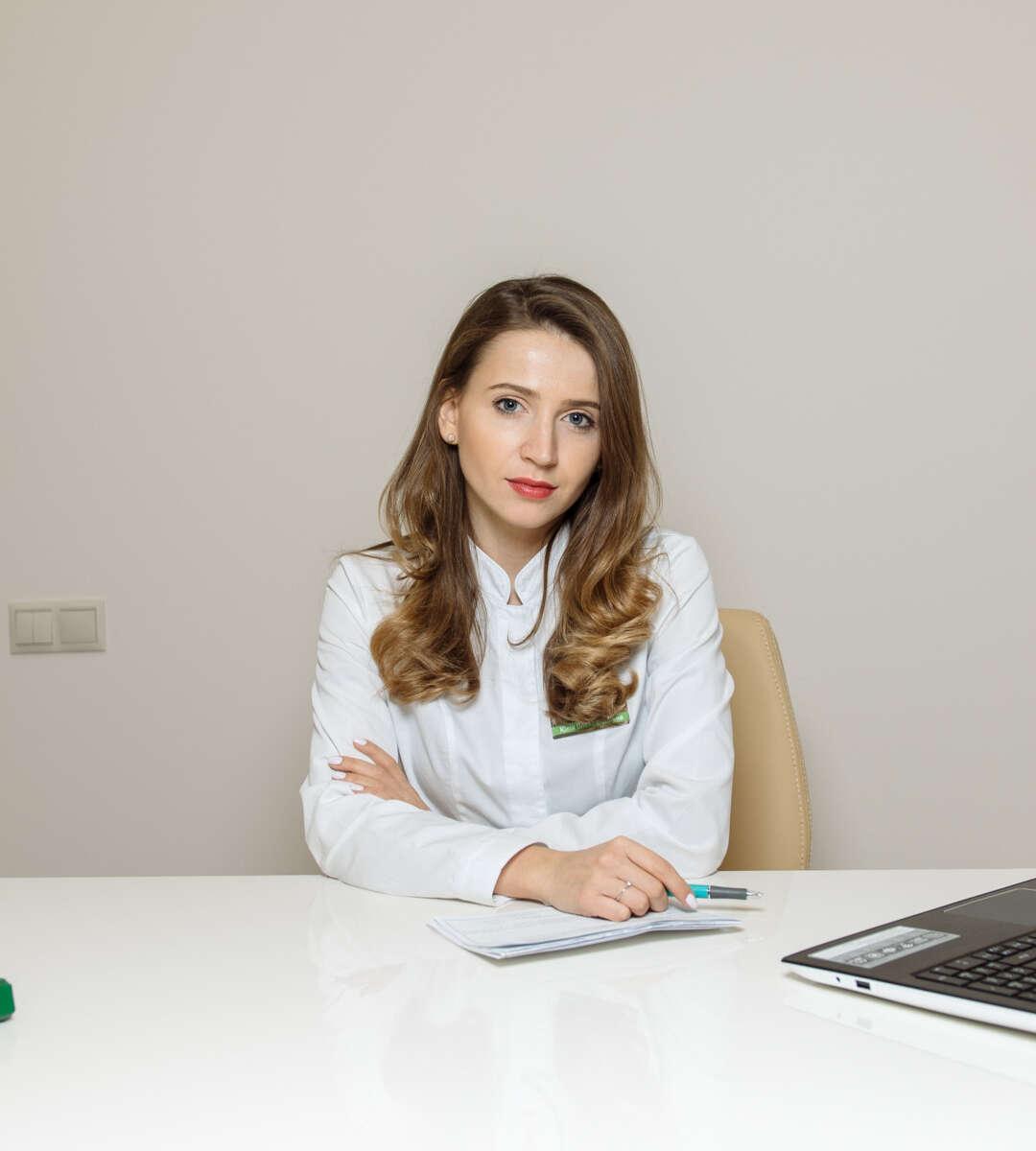 Julia Shpakevych