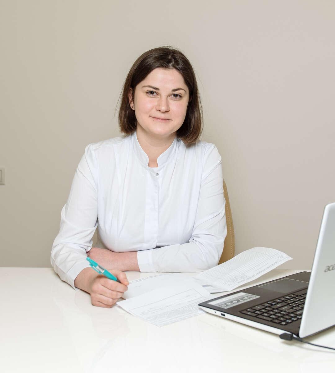 Станчак Екатерина Ярославовна