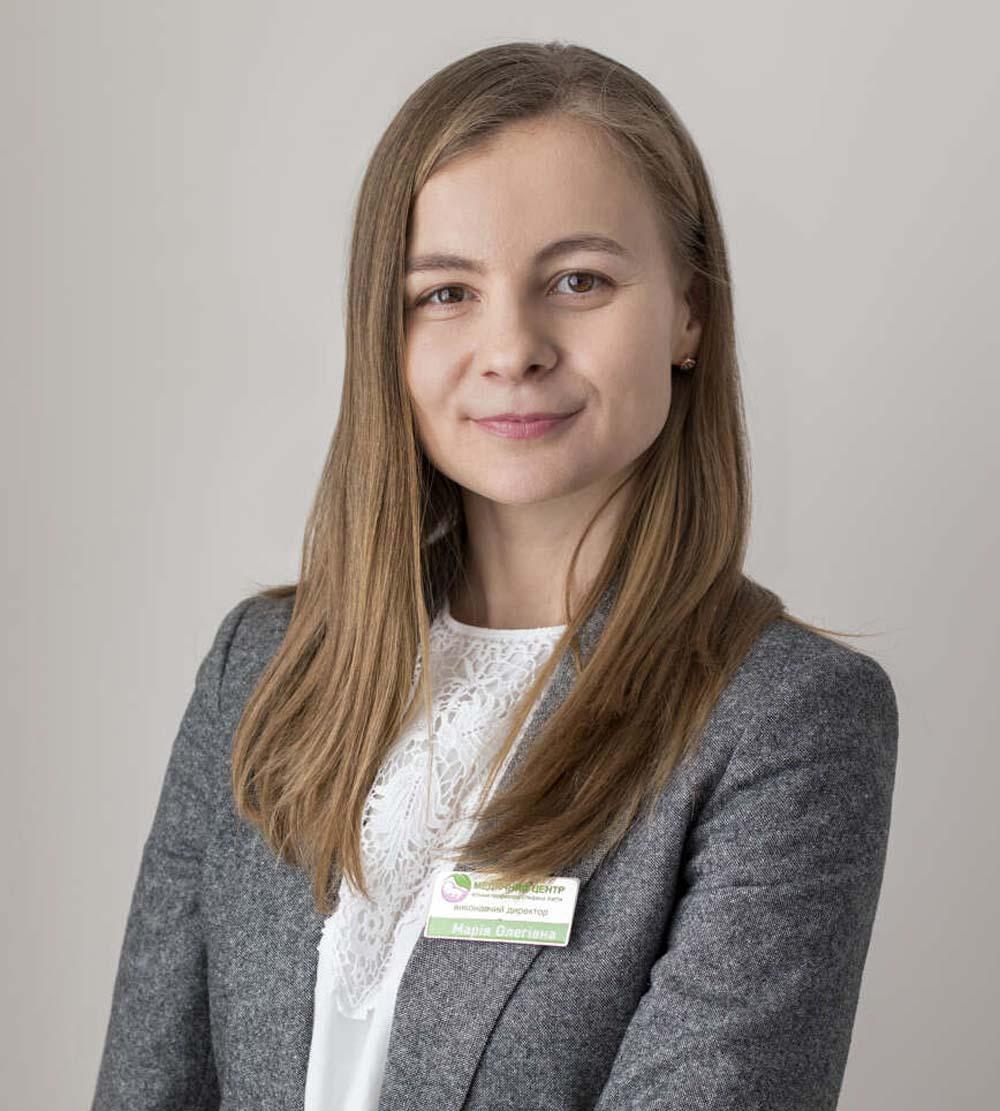 Зубрицкая Мария Олеговна