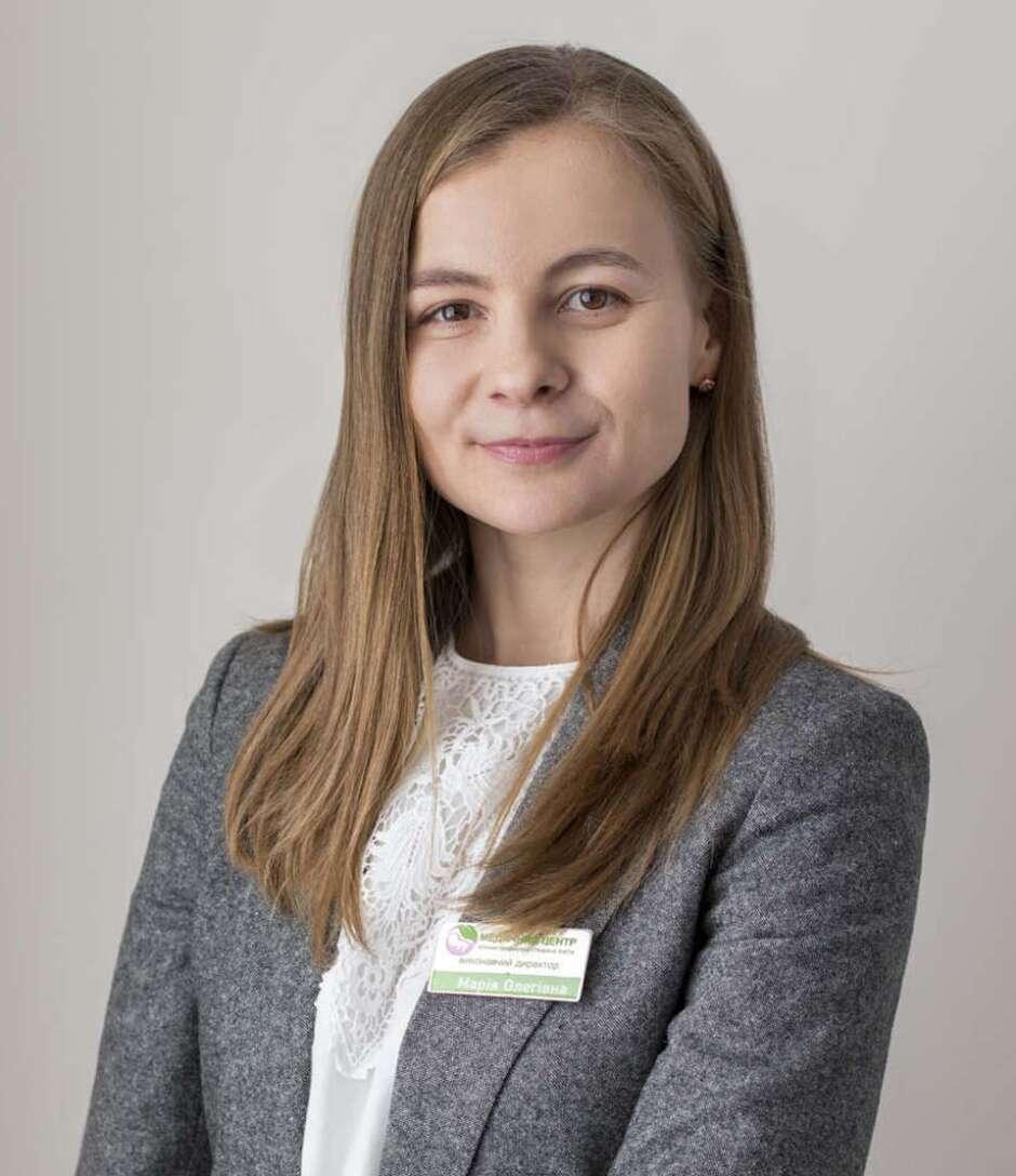 Maria Zubritska